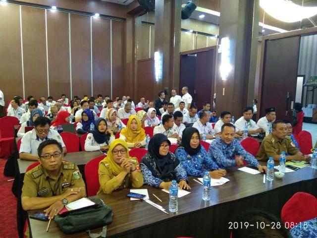 Koordinasi Program Inovasi Desa Tingkat Propinsi Lampung