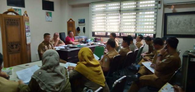 Rapat Persiapan Pelaksanaan Pilkakon Serentak Tahun 2020